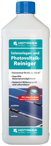 Photovoltaikanlagen Reiniger, 4 x 1 Liter (Konzentrat)