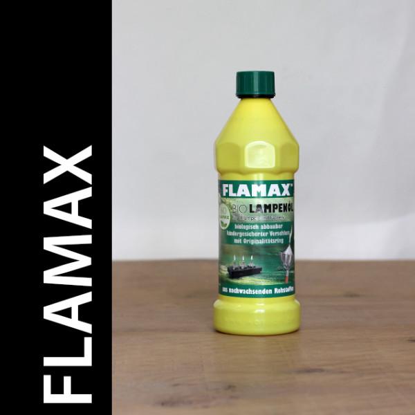 Bio - Lampenöl in 800 ml Flaschen