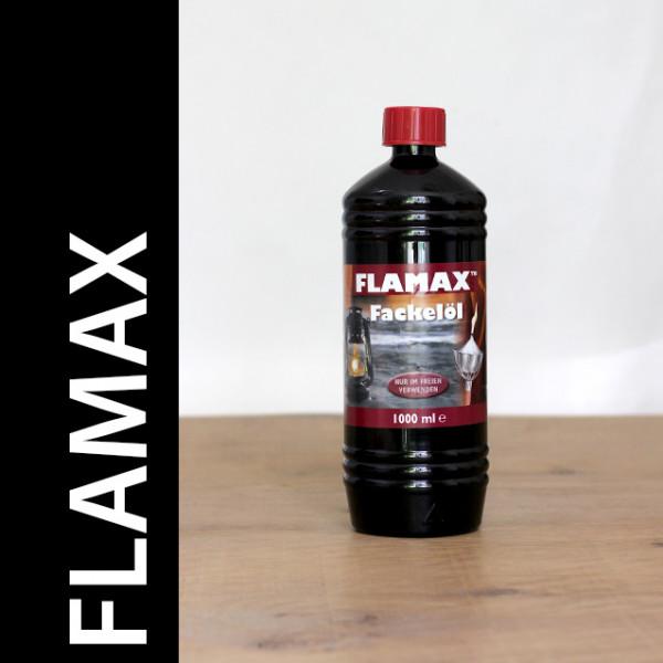 Fackelöl in 1 Liter Flaschen