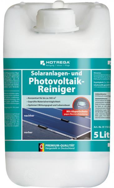 Photovoltaikanlagen Reiniger 2 x 5 Liter (Konzentrat)